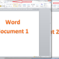 How To Open Spreadsheet With How Do I View Two Excel Spreadsheets At A Time?  Libroediting