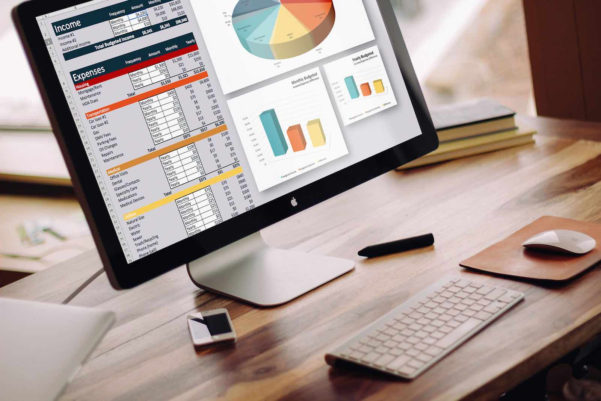 How To Organize A Budget Spreadsheet Pertaining To 10 Free Household Budget Spreadsheets For 2019