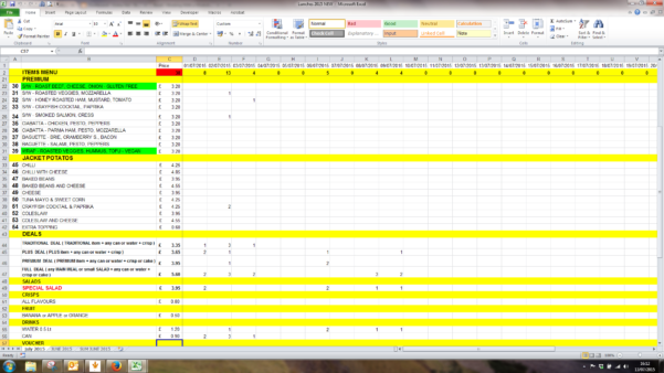 How To Print An Excel Spreadsheet On One Page Regarding Printing From Excel  Acuity Training