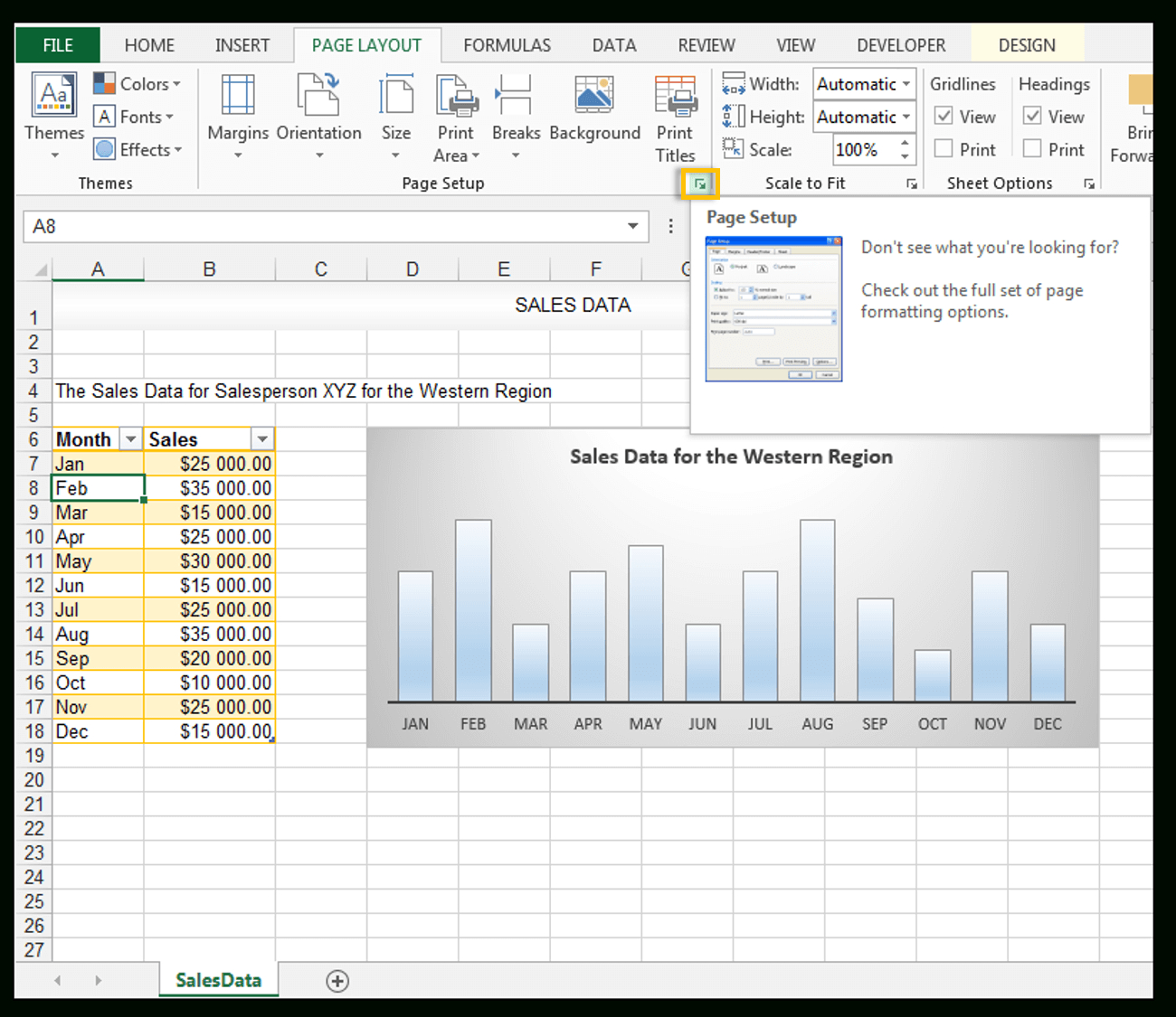 How To Print An Excel Spreadsheet On One Page Within How To Print An Excel Sheet On One Page  Exceldemy