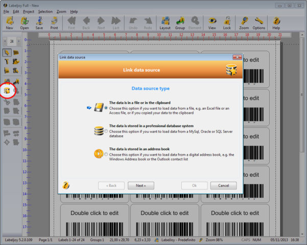 How To Print Labels From Excel Spreadsheet Inside How To Print Labels From Excel, Generate Barcodes, Download Now