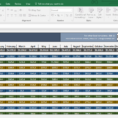How To Set Up A Household Budget Spreadsheet For Family Budget  Excel Budget Template For Household