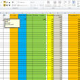 How To Set Up A Monthly Expense Spreadsheet For How To Set Up A Monthly Budget Spreadsheet Templates