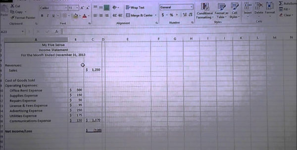 How To Set Up An Accounting Spreadsheet With Regard To Example Of Small Business Chart Accounts Spreadsheet For Expenses