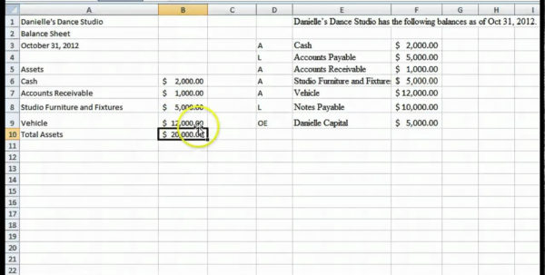 How To Set Up An Excel Spreadsheet For Accounts Regarding How To Set Up Excel Spreadsheet For Address Labels