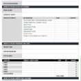 How To Set Up Spreadsheet For Business In Free Statement Of Work Templates Smartsheet
