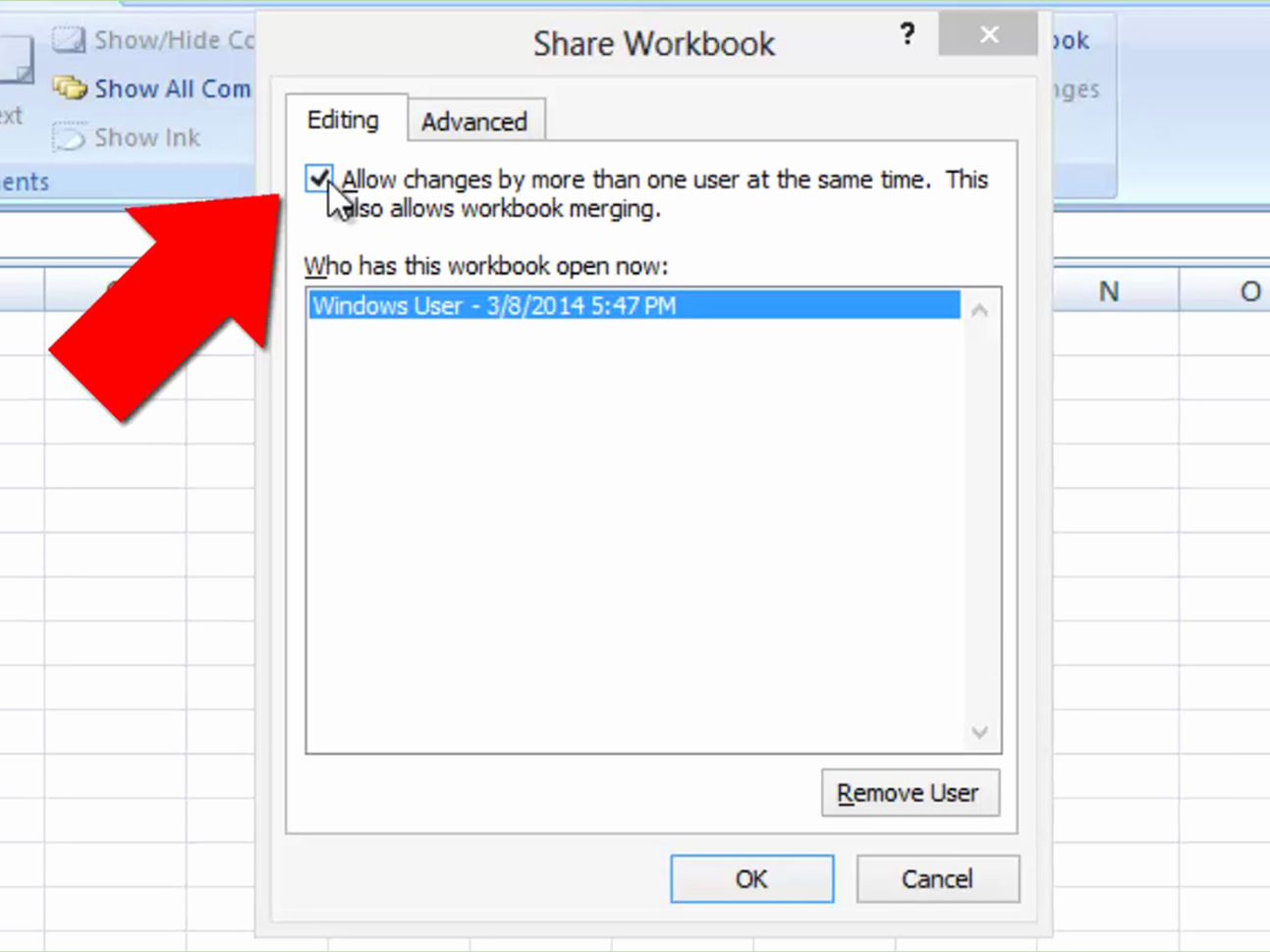 How To Share A Spreadsheet Inside Share Excel Spreadsheet For How To Unshare An Excel Workbook 5 Steps