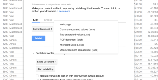 How To Share A Spreadsheet With Regard To Integrate Phpgrid With Google Spreadsheets  Phpgrid  Php Datagrid