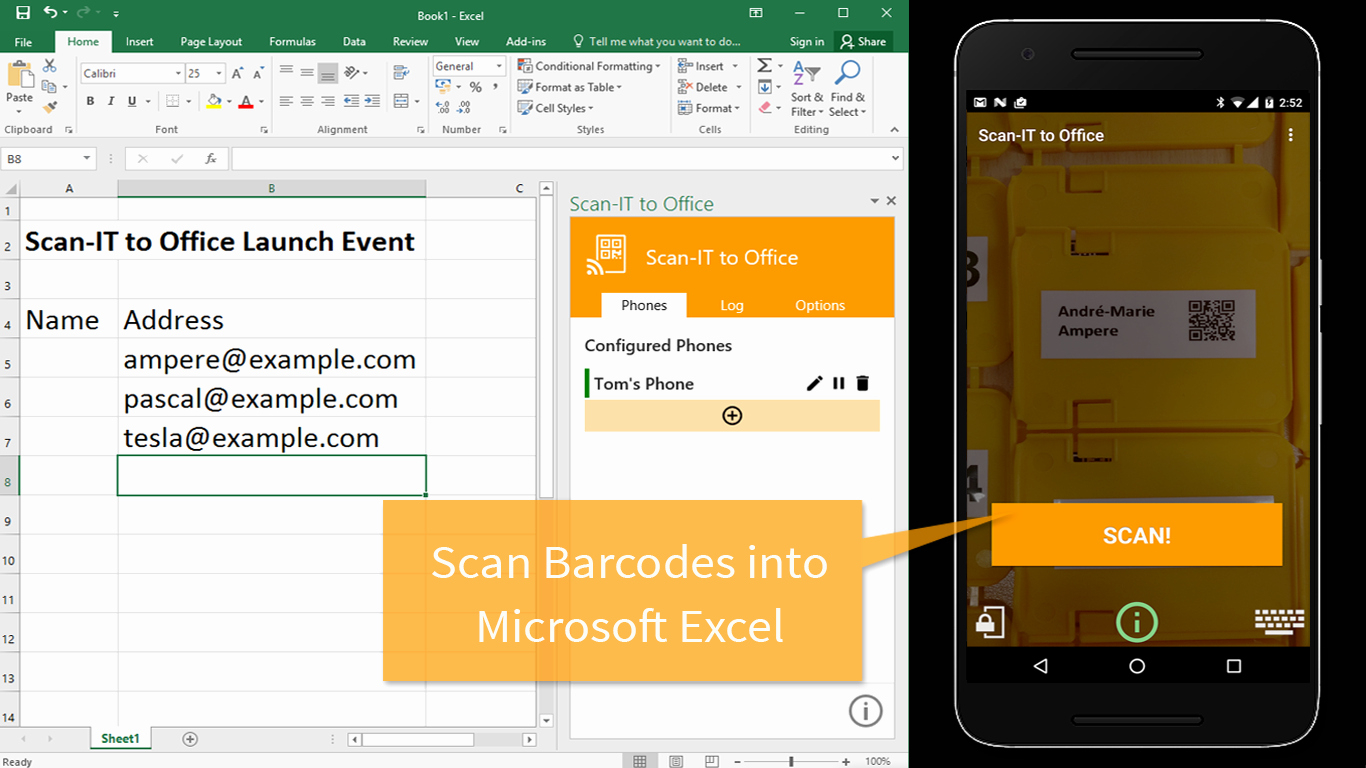 How To Share An Excel Spreadsheet Between Multiple Users Pertaining To How To Share An Exceldsheet Between Multiple Users Fresh Scan It