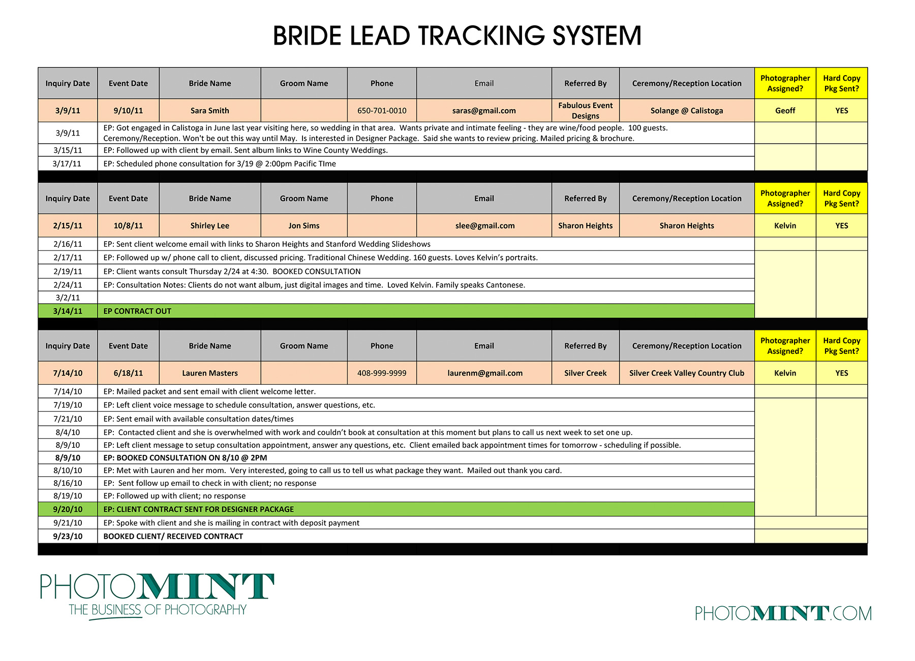 How To Track Clients With A Spreadsheet With Sales Call Tracking Spreadsheet Template Sheet Excel