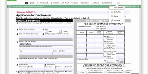 How To Turn An Excel Spreadsheet Into A Fillable Pdf Pertaining To Create Form In Excel Templates Examples Of Inspirational Fillable