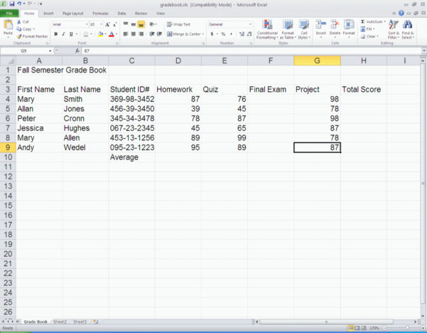 How To Use Excel 2010 Spreadsheets With Spreadsheet Tutorial Excel 2010  Aljererlotgd