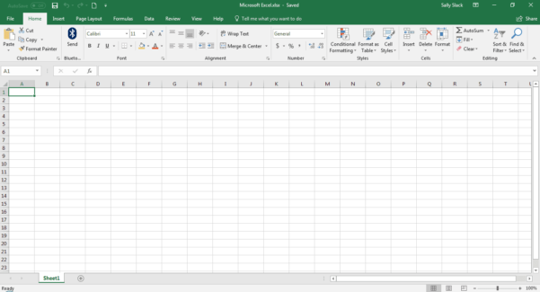 How To Use Microsoft Excel 2010 Spreadsheet Intended For Splitting The Screen In Excel