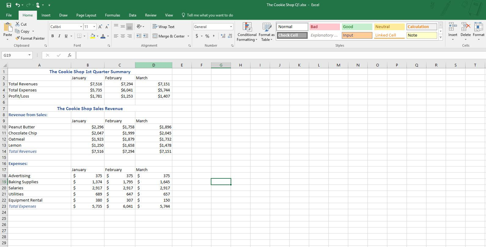 How To Use Microsoft Excel Spreadsheet Intended For What Is Microsoft Excel And What Does It Do?