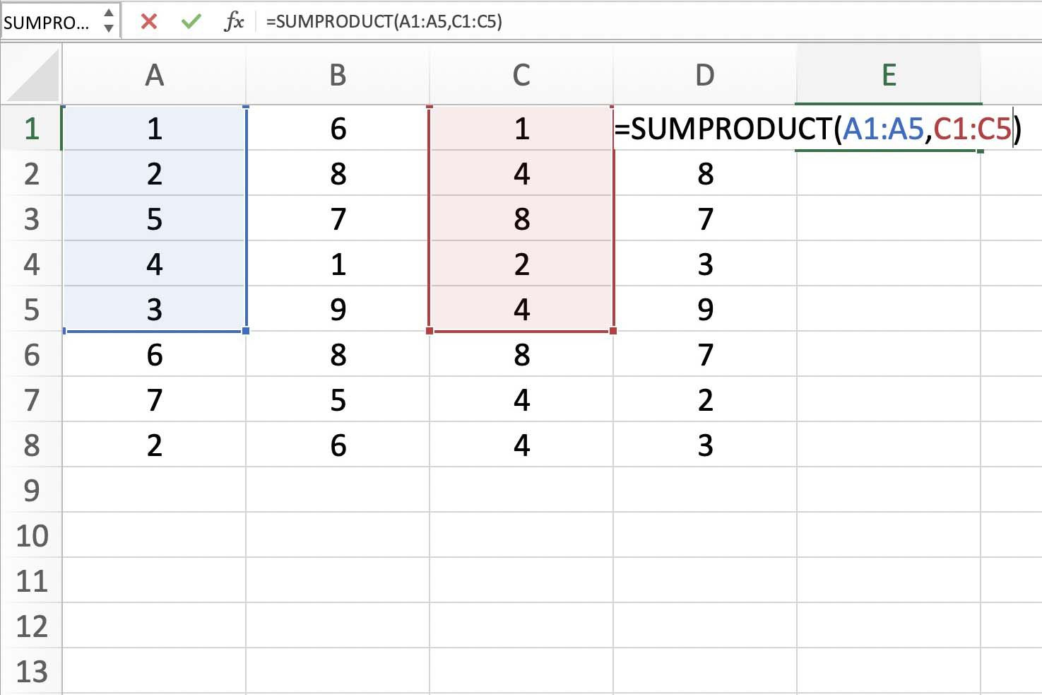 How To Work On Spreadsheet Pertaining To Range Definition And Use In Excel Worksheets