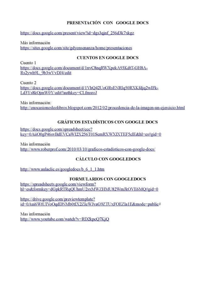 Http Docs Google Com Spreadsheet View Form Pertaining To Calaméo  Ejemplos De Googledocs