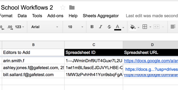 Https Docs Google Spreadsheets Edit For Gsheetsutils Tutorial: Writing And/or Appending Data To A Sheet