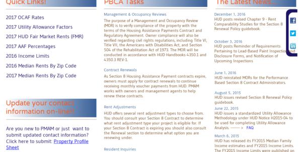 Hud Utility Allowance Spreadsheet Regarding Pamam Competitors, Revenue And Employees  Owler Company Profile