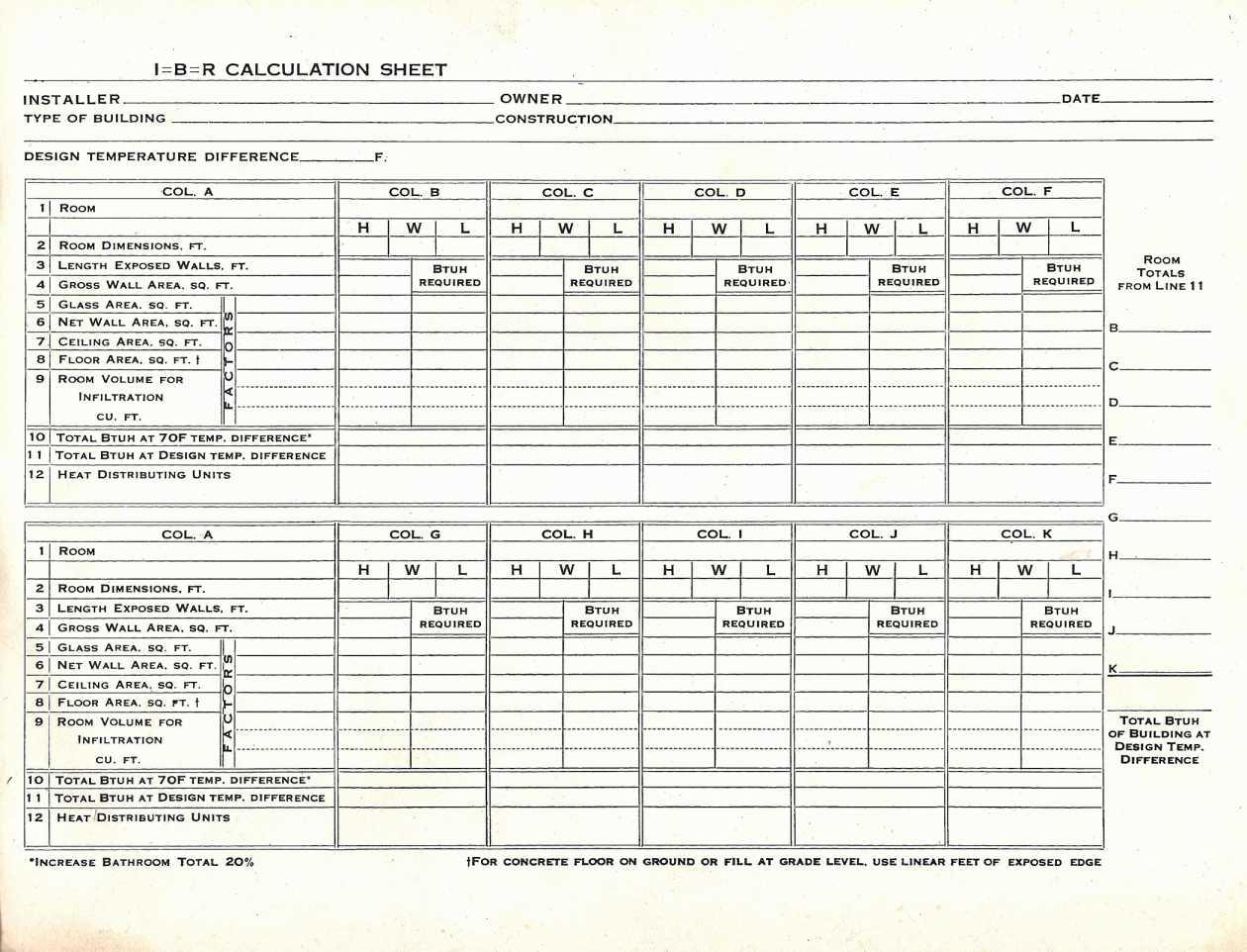 Hvac Inventory Spreadsheet Regarding Hvac Load Calculation Spreadsheet  Aljererlotgd