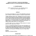 Hydrocyclone Design Spreadsheet Throughout Model Fine Tuning For Prediction Of Hydrocyclone Performance—An