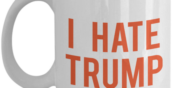 I Hate Spreadsheets Mug Regarding I Hate Trump Mug Funny Tea Hot Cocoa Coffee Cup Novelty