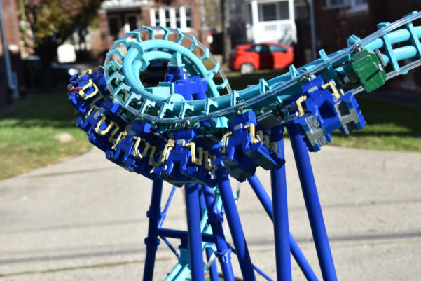 I Love Spreadsheets Coaster In See A Functional 3Dprinted Roller Coaster At Solidworks World 2019