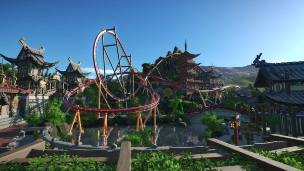 I Love Spreadsheets Coaster Intended For Planet Coaster: The Kotaku Review