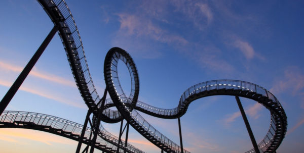 I Love Spreadsheets Coaster Within The Entrepreneurial Journey Is A Roller Coaster. Put Your Life First.