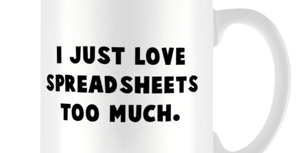 I Love Spreadsheets Gifts With I Love Spreadsheets Gifts  Laobing Kaisuo