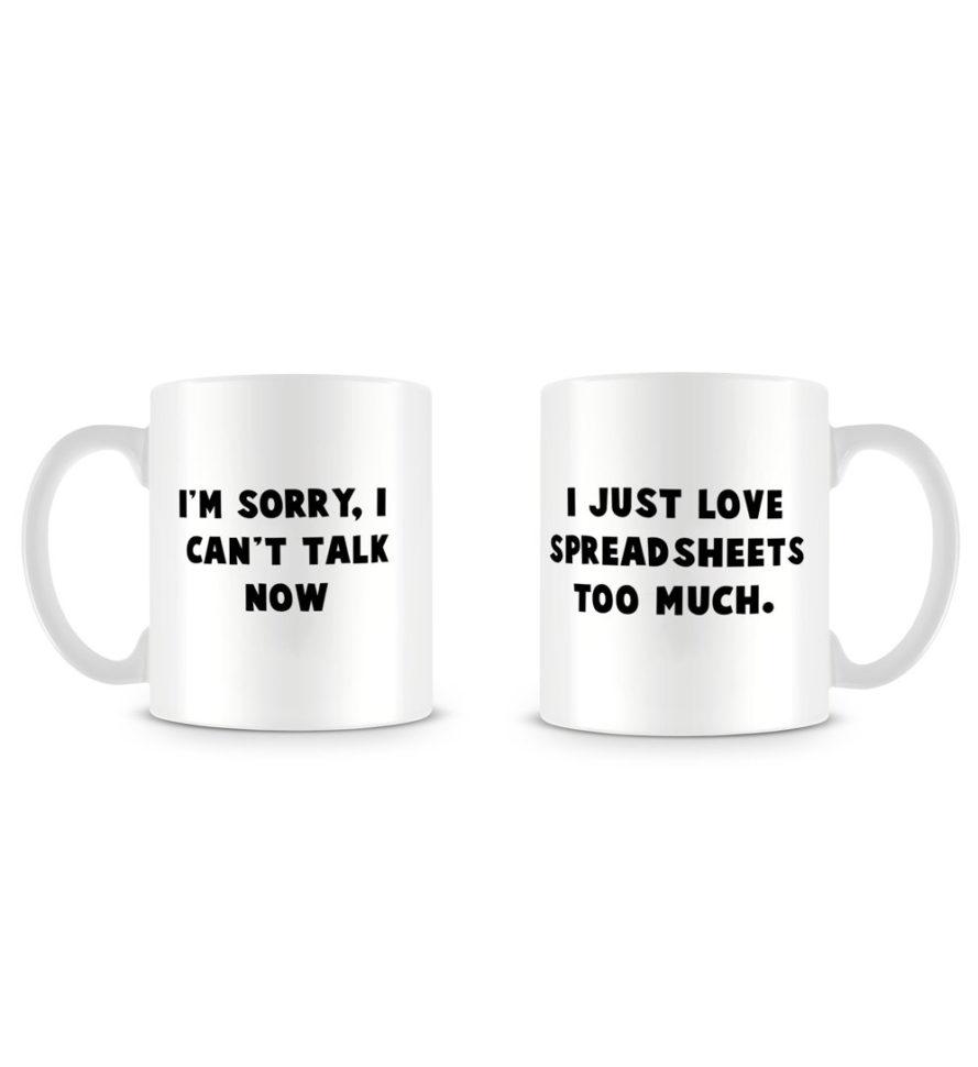 I Love Spreadsheets Mug Australia For I Love Spreadsheets Mug Australia  Laobing Kaisuo