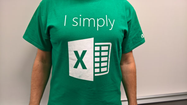 I Love Spreadsheets Shirt Within We Are The Microsoft Excel Team – Ask Us Anything! : Iama