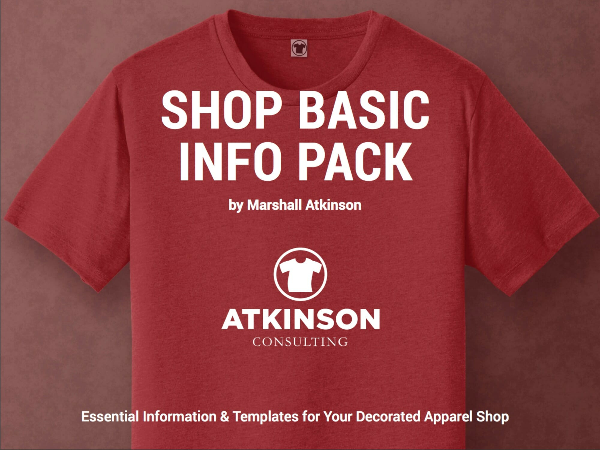 I Love Spreadsheets T Shirt Inside Shop Basic Info Pack  Atkinson Consulting