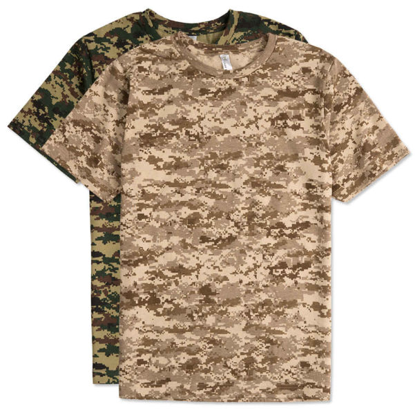 I Love Spreadsheets T Shirt With Camouflage Tshirts  Design Custom Camouflage Shirts Online