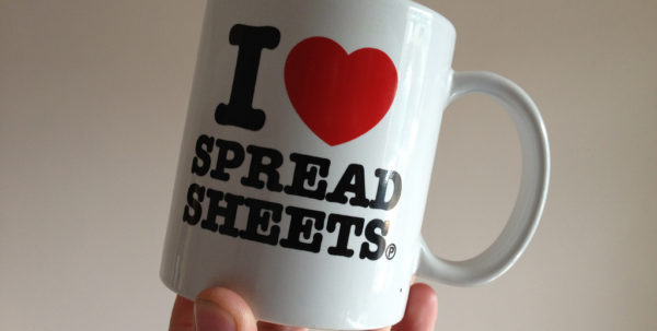 I Love Spreadsheets Within I Love Spreadsheets  Craig Chewmoulding  Flickr