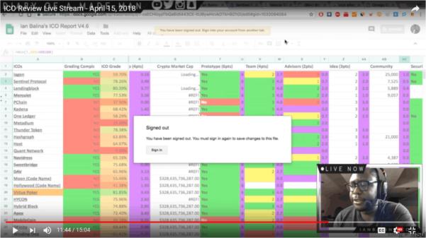 Ian Balina Spreadsheet Pertaining To Ian Balina Spreadsheet – Spreadsheet Collections