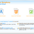 Ibm Lotus Spreadsheet Pertaining To Ibm Lotus Symphony Is A Free Alternative To Ms Office