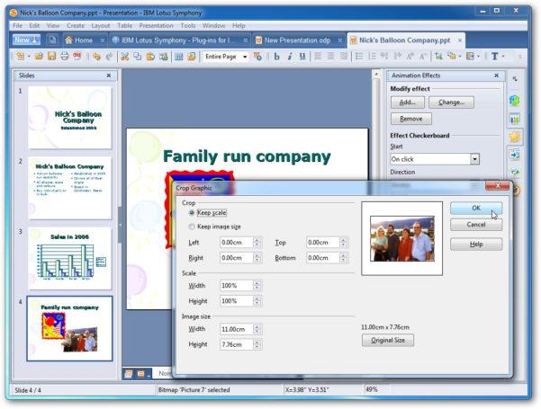 Ibm Lotus Spreadsheet With Regard To Lotus Symphony 3.0.1 Free Download  Software Reviews, Downloads