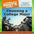 Idiot's Guide To Spreadsheets With Regard To New Book The Complete Idiots Guide To Choosing A College Major
