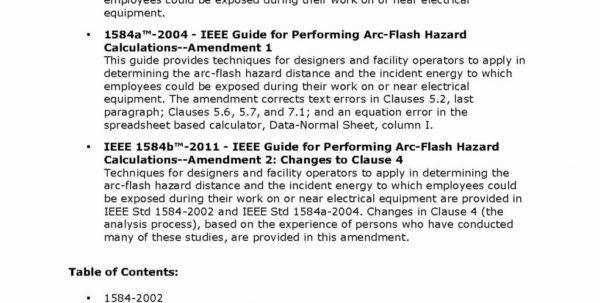 Ieee 1584 Arc Flash Hazard Calculator Excel Spreadsheet Inside Example Of Arc Flashulation Spreadsheet Fault Currentulator Luxury
