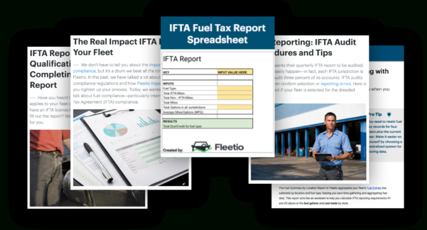 Ifta Fuel Tax Spreadsheet In Ifta Toolkit  Fleetio