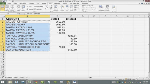 Import Excel Spreadsheet Into Quickbooks With 14 Things Your Boss Needs To  Form And Resume Template Ideas