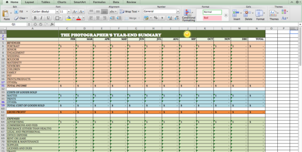 Income Tax Spreadsheet Canada With Regard To Tax Spreadsheets  Rent.interpretomics.co