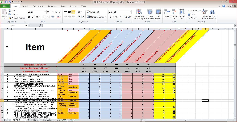 Injury Tracking Spreadsheet Inside Aaron Braaten
