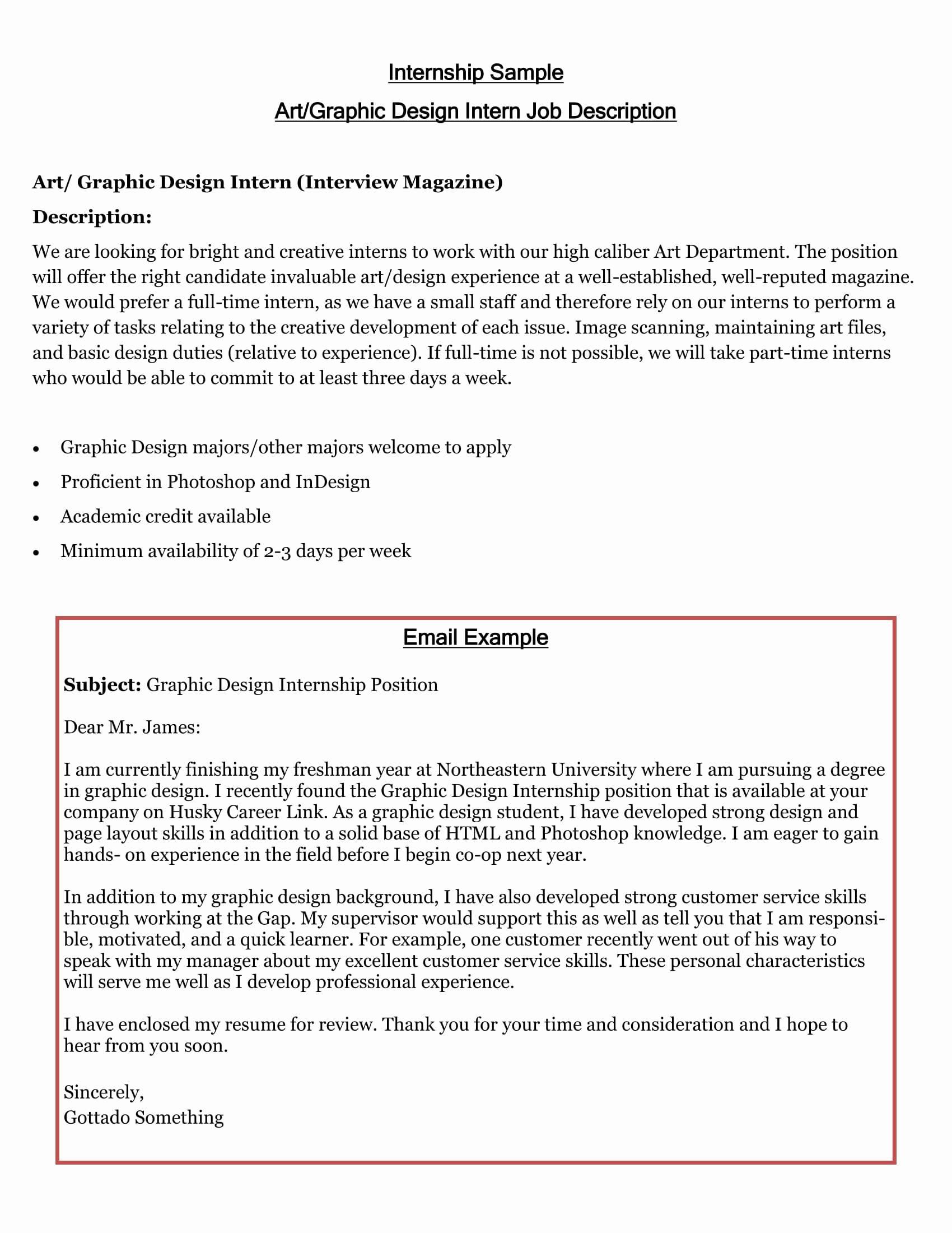 Internship Spreadsheet With Internship Cover Letters Unique Art Internship Cover Letter New