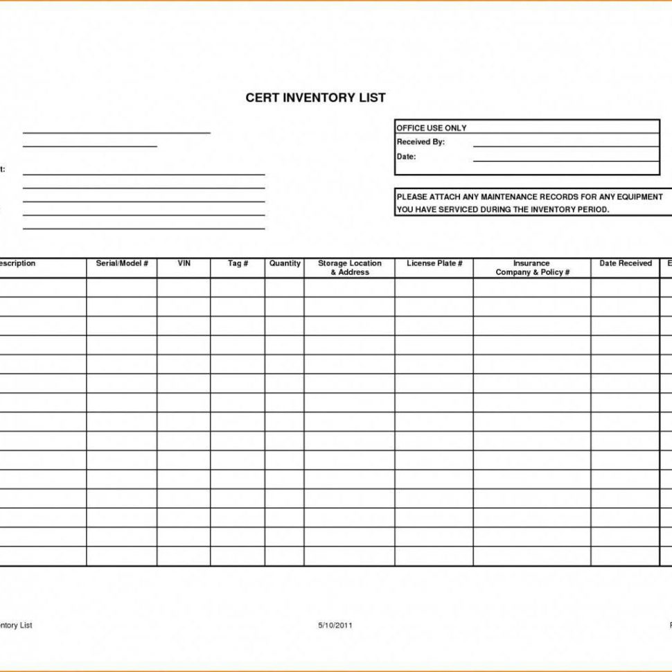 Inventory Control Excel Spreadsheet For Free Excel Spreadsheet For Inventory Control And How To Maintain