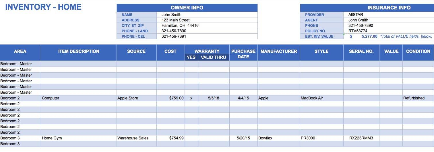 Inventory Control Management Excel Spreadsheet For Excel Spreadsheet For Inventory Control And Free Excel Templates For