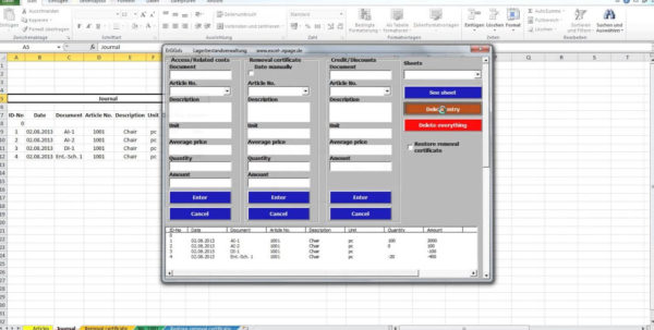 Inventory Control Management Excel Spreadsheet In Inventory Control Management Excel Spreadsheet To Help With Ordering