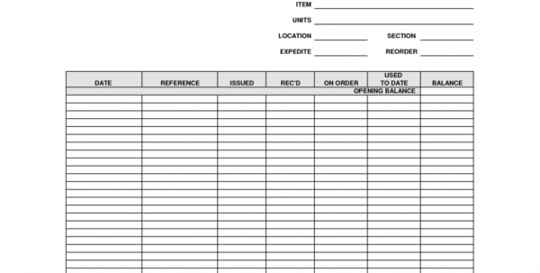 Inventory Control Spreadsheet Template Inside Inventory Control Spreadsheet Template Free Excel Retail Example Of