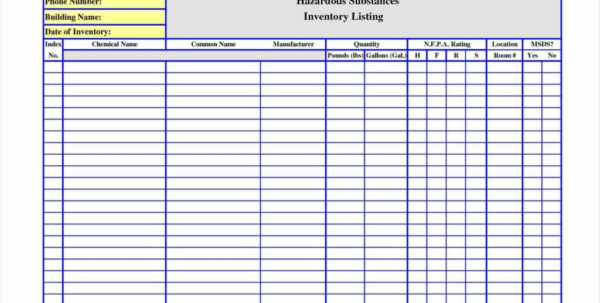 Inventory Count Spreadsheet With Printable Inventory Spreadsheet And Plan Template Inventory Count