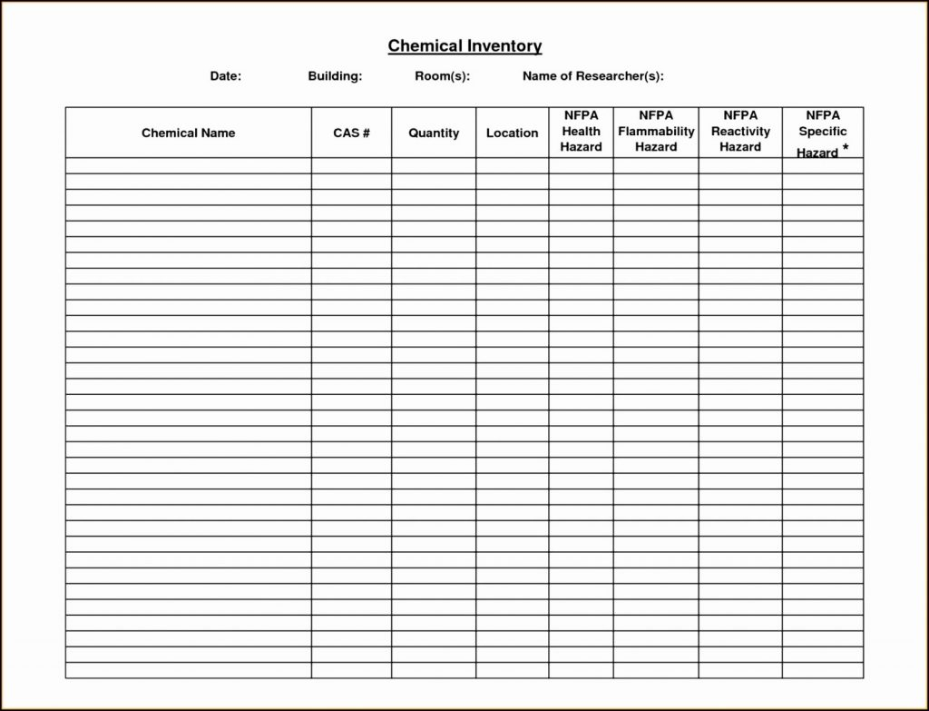 Inventory Spreadsheet Example In Simple Inventory Sheet Template Spreadsheet Sample Checklist Excel